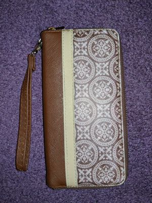 Clutch wallet with strap for Sale in Germantown, MD