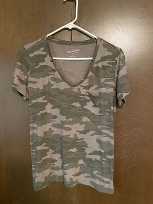 Camo T-Shirt for Sale in Issaquah, WA