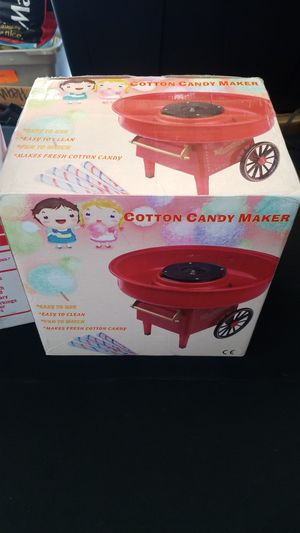 Cotton Candy maker for Sale in HUNTINGTN BCH, CA