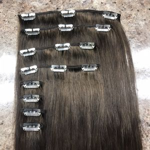 Euronext Remy Human Hair Clip-In Extensions for Sale in Pasco, WA