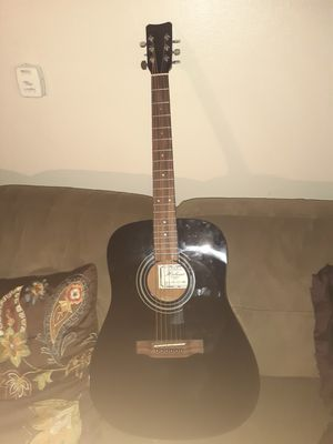 Hohner Acoustic GUITAR HW300-TBK for Sale in Dallas, TX