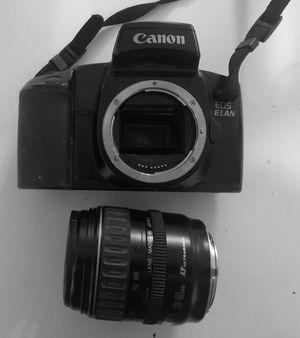 Canon EOS ELAN 35mm SLR + lenses/flash/bag+ for Sale in Seattle, WA