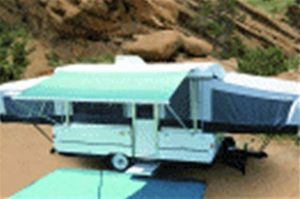 Carefree (981015700) Campout Bag Awning for Sale in San Antonio, TX