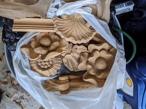 Wood appliques for Sale in Largo, FL