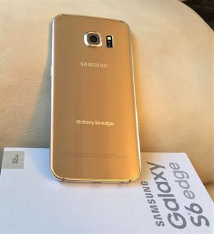 Samsung Galaxy s6 edge for Sale in Springfield, VA