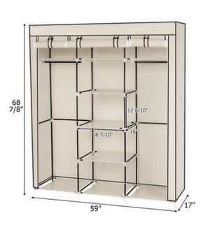 Portable Closet organizer storage for Sale in Kent, WA