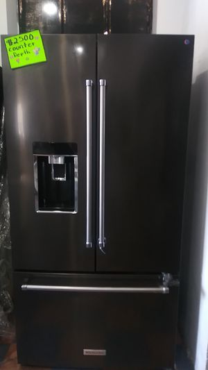 Kitchen aid French Door Refrigerator for Sale in Santa Ana, CA