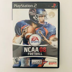 NCAA 08 Football - PS2 Good Condition for Sale in Evansville, IN