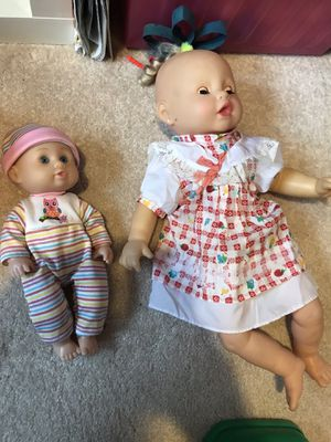 Baby doll with accessories for Sale in Alexandria, VA