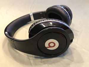Beats by Dre Studio (Monster) Wired Noise Cancelling Headphones for Sale in Seattle, WA