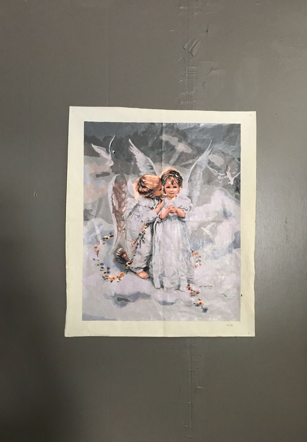 6-angel pictures, 4 other pictures