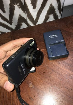 Canon Powershot Digital Camera for Sale in Montgomery Village, MD
