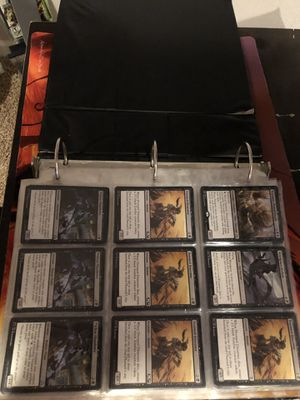 Large Collection of Magic the Gathering Cards and Accessories for Sale in Hoquiam, WA