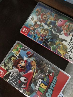 Switch games for Sale in Grandview, WA