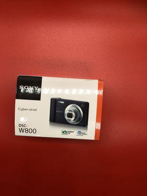 SonyDSC_800 megapixel compact zoom Digital Camera Black for Sale in Los Angeles, CA