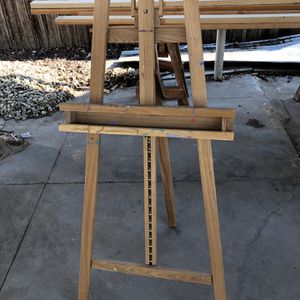 Painting Easel $60 OBO for Sale in Stockton, CA