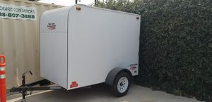 Small Enclosed Trailer 5x8 for Sale in Fontana, CA