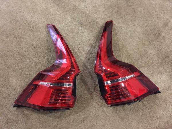 Volvo XC60 tail lights