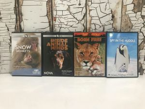 PBS Child Educational Animal Movies for Sale in Denver, CO