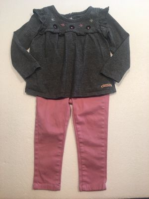 Hudson winter outfit 18 mos for Sale in Palm Springs, CA