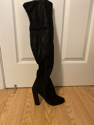 Shoedazzle women's knee high boots size 6.5 for Sale in Monterey Park, CA