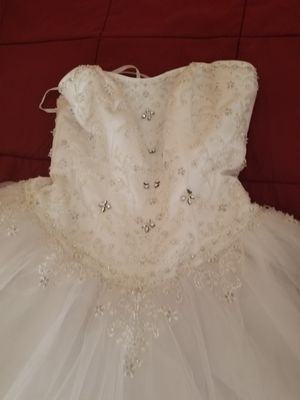 Wedding dress by Mary for Sale in Denver, CO