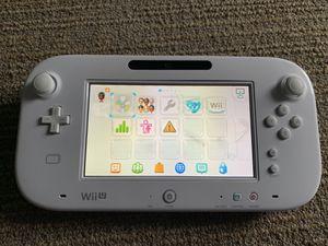 White Nintendo Wii U Gamepad New Screen for Sale in Richmond, VA