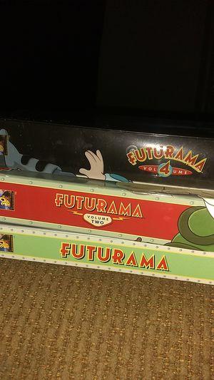 Futurama DVDs - Vol. 1, 2, & 4 for Sale in Birmingham, AL
