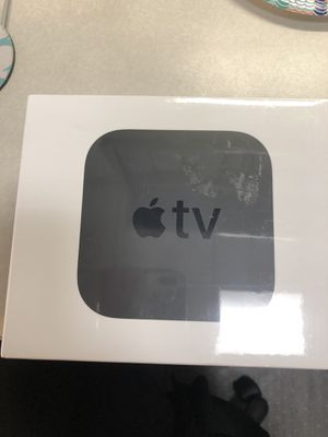 Apple TV- 1080p 32gb for Sale in Menifee, CA