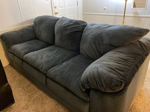 Grayish Blue Sofa for Sale in Tracy, CA
