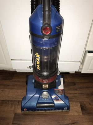 Hoover vacuum works great, all cleaned out and ready to use for Sale in Huntington Beach, CA