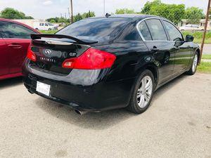 2010 INFINITI G37 Sedan for Sale in San Antonio, TX