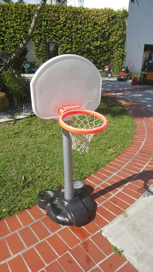 Basketball hoop for free PLEASE PLEASE READ