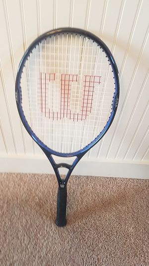 Wilson sting tennis racket for Sale in Sandy, UT