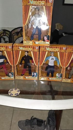 Collectible marionette living toys for Sale in Tampa, FL