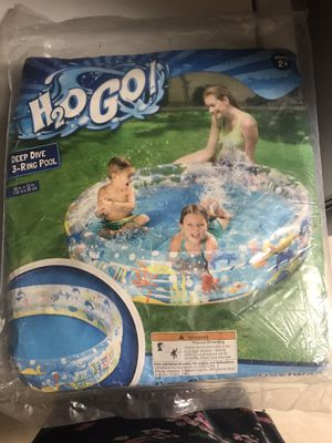 2-H2O Go Pool Brand New!!! for Sale in Casselberry, FL