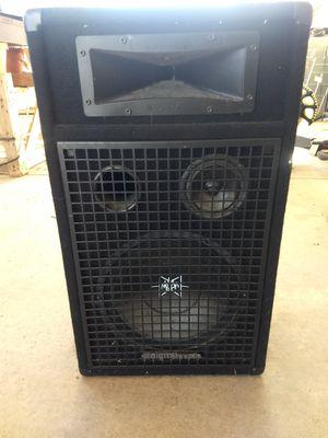 Speakers digital pro audio for Sale in Hemet, CA