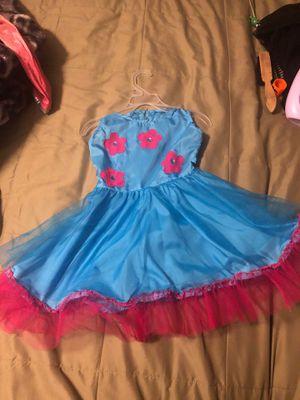 Trolls Halloween costume size 4 for Sale in Baldwin Park, CA