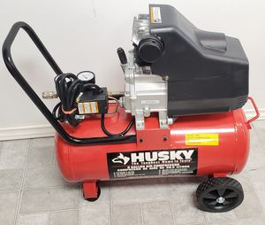 Husky air compressor for Sale in Houston, TX