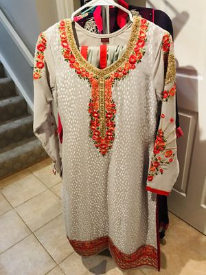 Embroidered stitched party dress size S for Sale in Springfield, VA