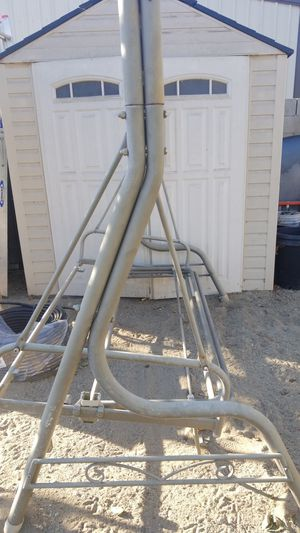 Porch swing frame for Sale in Bloomington, CA