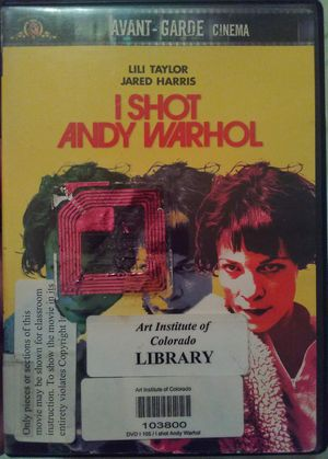 I Shot Andy Warhol DVD for Sale in Colorado Springs, CO
