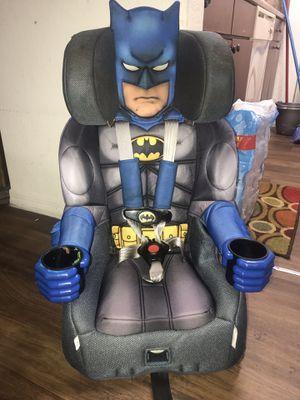 Used Batman Car seat for Sale in West Palm Beach, FL