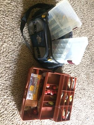Fishing tackle for Sale in Mesa, AZ