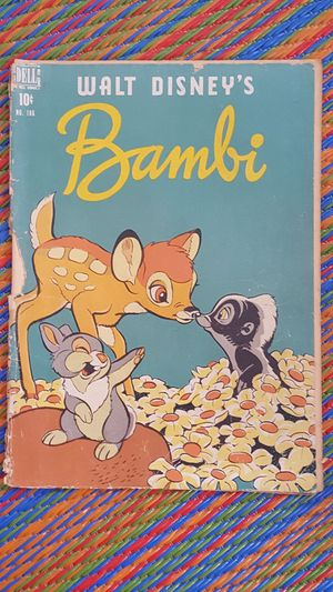 Walt Disney. Bambi. Comic for Sale in Akron, OH