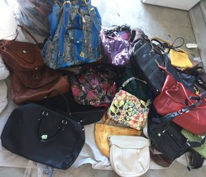 Lot of 74 Purses's for Sale in Takoma Park, MD