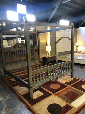 Eastern king bed for Sale in Santa Cruz, CA