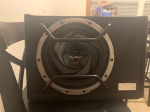 Speaker Sony for Sale in Chicago, IL