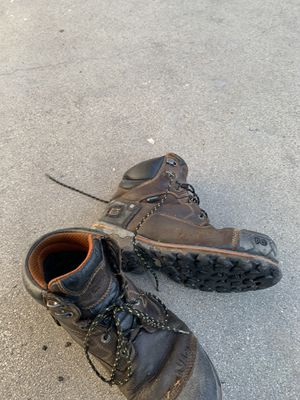 Timberland work boots for Sale in Montebello, CA