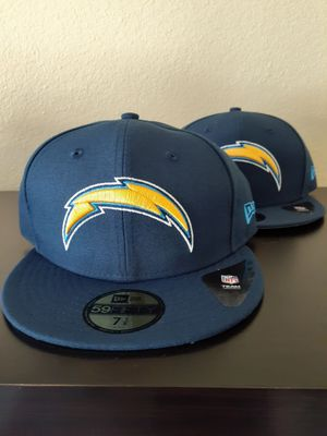 Los Angeles Chargers New Era 5950 Navy Bolt Cap for Sale in Chula Vista, CA